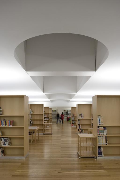 Biblioteca de Viana Castelo - Álvaro Siza Vieira