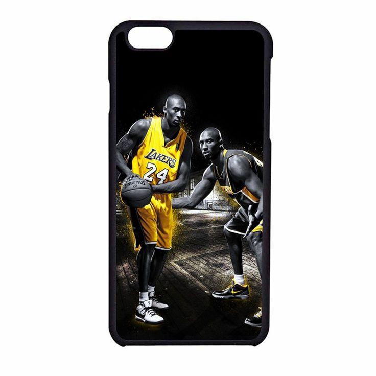 Case Design kobe bryant phone cases : Los Angeles Lakers Kobe Bryant iPhone 6 Case : Lakers Kobe Bryant, Los ...
