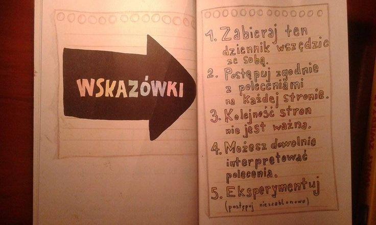 Podesłała Natalia Urbańska #zniszcztendziennikwszedzie #zniszcztendziennik #kerismith #wreckthisjournal #book #ksiazka #KreatywnaDestrukcja #DIY