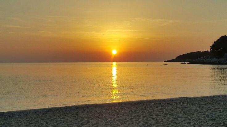 Sunrise at Papa Nero!