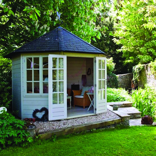 Summer House Concepts To Influence You To Create The Landscape Of Your Aspirations Stone Backyard Small Cottage House Plans Home Garden
