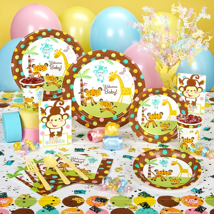 Party City Baby Shower Themes Httpserotea Pinterest