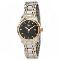 Longines Saint Imier Black Dial Two-tone Ladies Replica Watch L2.563.5.52.7