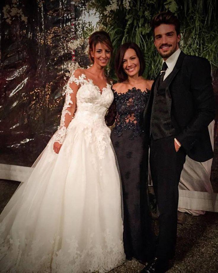 Matrimonio social. Mariano di Vaio e Eleonora Brunacci sposi.