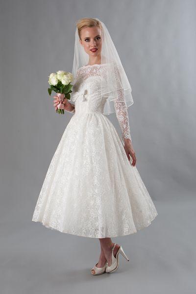 110 best Wedding Dresses for the Older Bride images on Pinterest ...