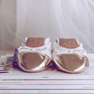 Foldable Ballet Flats For Events, Weddings and Travel