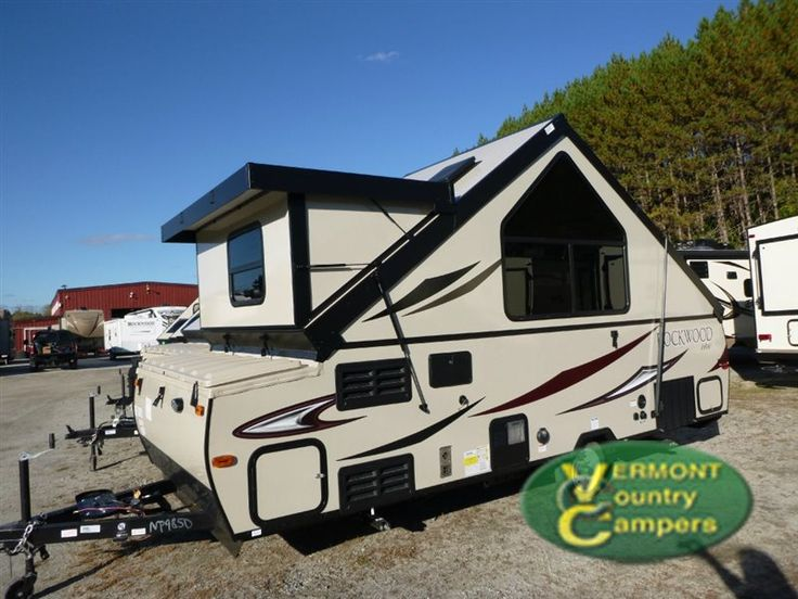 New 2017 Forest River Rv Rockwood Hard Side High Wall