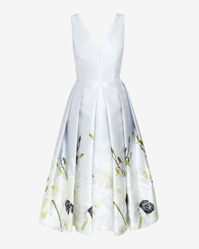 #rebeccaingramcontest #fijiairways #yasawaislandresort Pearly Petal ballerina dress - Ash | Dresses | Ted Baker