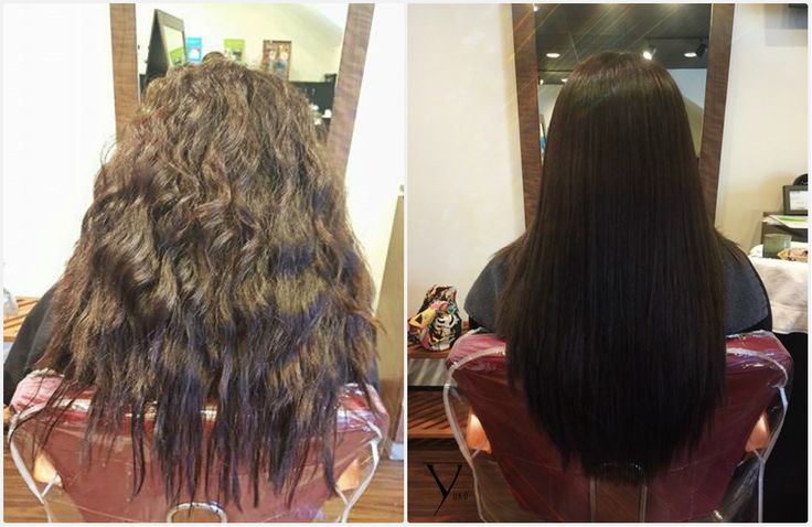 YUKO Hair Straightening is the solution to your unmanageable frizzy hair. If you ever wanted to have striaght hair without ironing YUKO Hair Straightening might be just for you!
