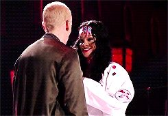 Rihanna & Eminem. They are so great together