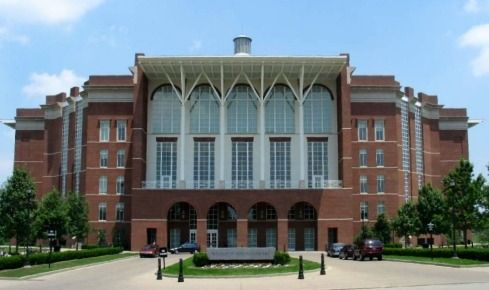 William T Young Library, University of Kentucky, Lexington, KY - I used to work here at ovids cafe