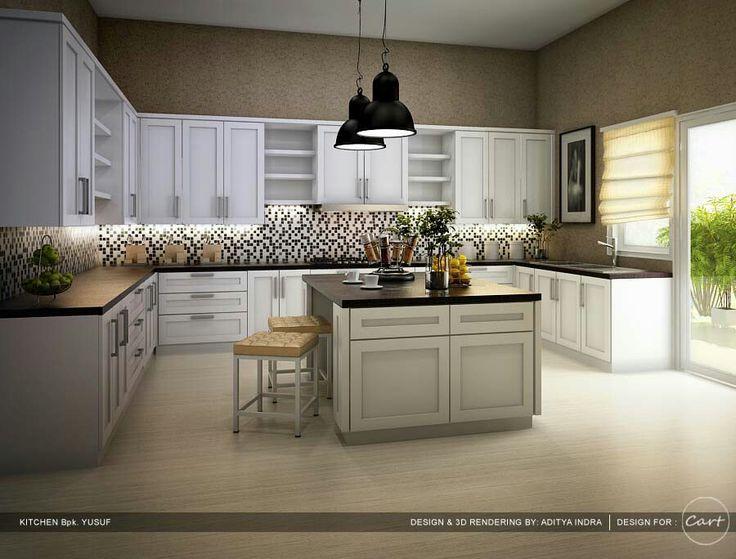 Amasing Kitchen Set//apt//3Ddesign&Visualitation//2016//JKT//www.cartprojectindonesia.com
