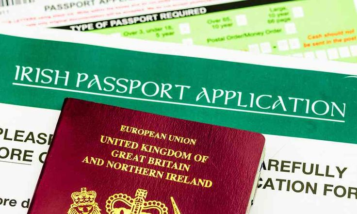 Almost 65,000 people in Britain applied for an Irish passport in 2016, the year of the EU referendum.