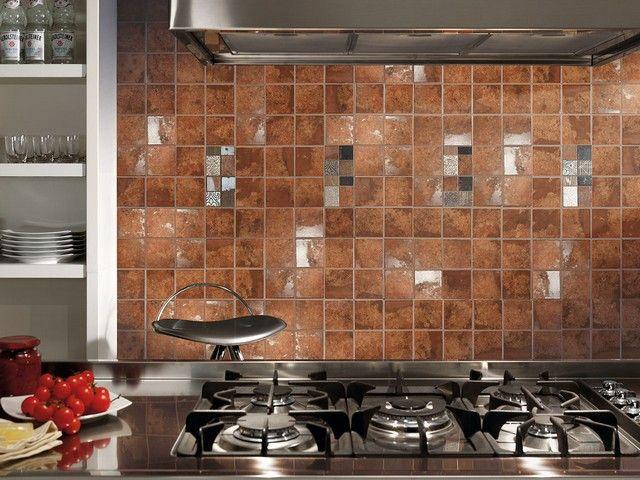36 best images about Rivestimenti cucina on Pinterest  Bates motel, Kitchen ...