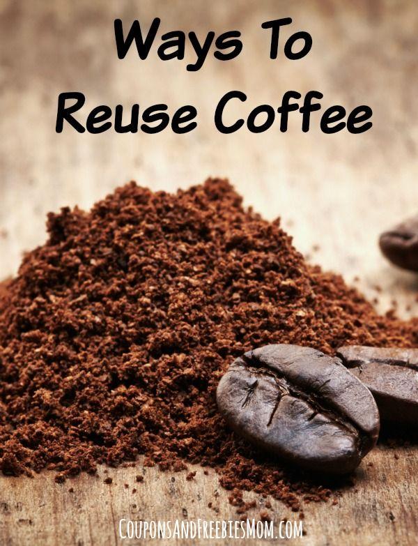 Formas de reutilização de café