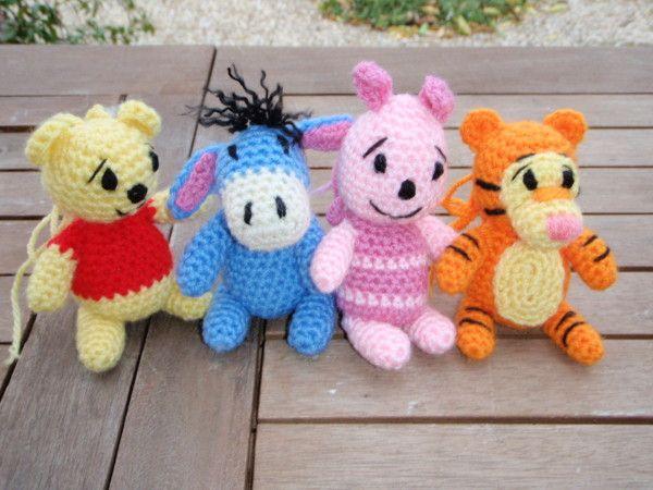 17 meilleures images propos de crochet winnie sur for Qui portent des crochets