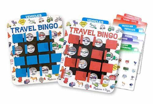 Flip to Win Travel Bingo Travel Game  for our trip this summer?