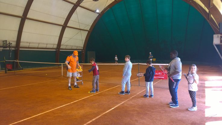 Scuola di tennis per adulti e bambini | Ancora Sport