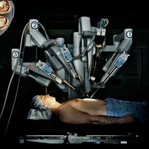 The Robotic Doctor is In Robots are taking over operating rooms everywhere. Should you trust them? PopMech reports from the robotic surgery revolution. The da Vinci Si Surgical System machine looks menacing, but the robot remains under the control of a human. Max Aguilera-Hellweg