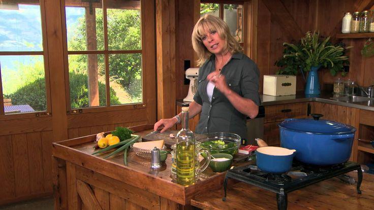 Grilled Broccoli Salad - Annabel Langbein