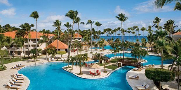 Dreams Palm Beach Punta Cana - Dominican Republic