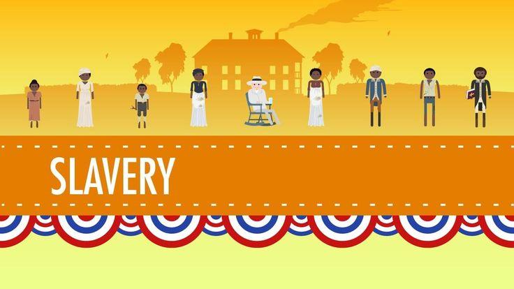 Slavery - US History #13