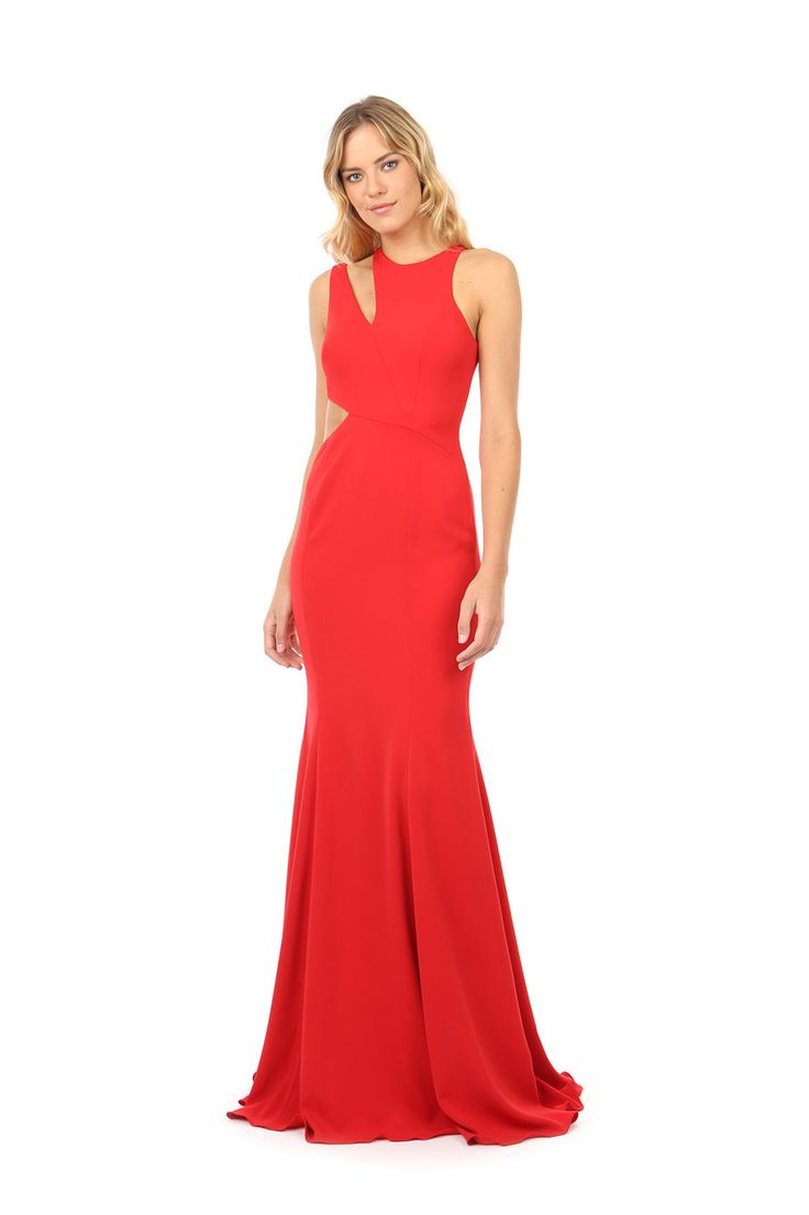 LAGOS CUT OUT GOWN from Jay Godfrey