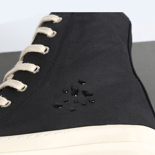 G-Dragon Style Leather Converse High Top
