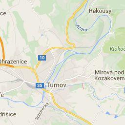 praga - Czeski Raj odległość, trasa, mapa