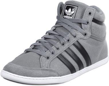 Adidas Schuhe Grau Schwarz