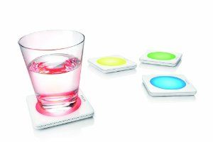 LED Color Changing Coasters