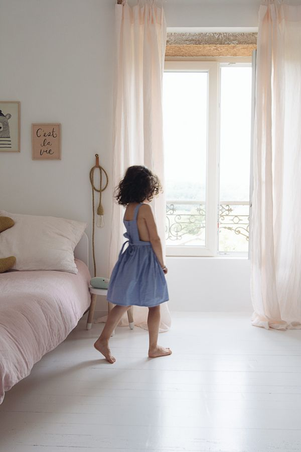 Sweet and Timeless Kids' Room http://petitandsmall.com/sweet-timeless-kids-room/