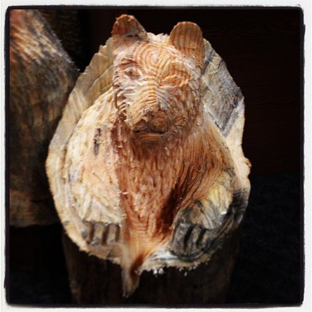 Best images about creative chainsaw carvings on