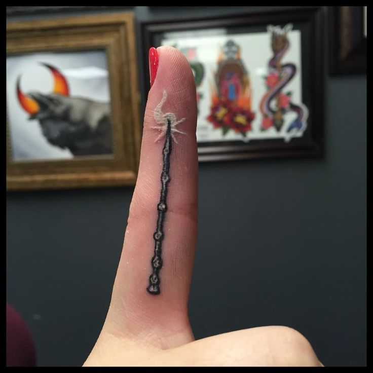 33 Harry Potter tattoos that make you instantly sad