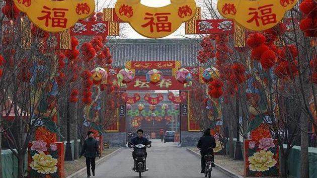 """Prevén 2.800 Millones De Viajes Con Motivo De La Celebración Del """"Año Nuevo Chino"""""""