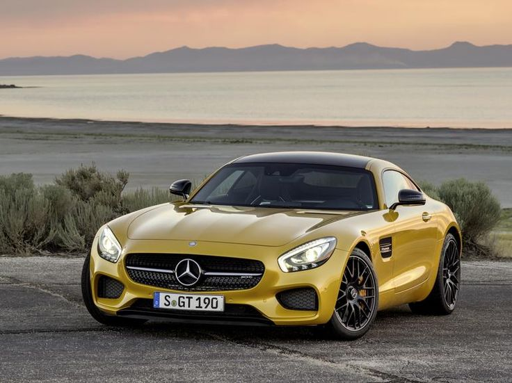 The replacement for the gullwinged SLS AMG is here and it's called the 2016 Mercedes-AMG GT. The new sports coupe is as wide and low-slung as ever, but features a new look that is simpler and more in-line with the automaker's latest models.