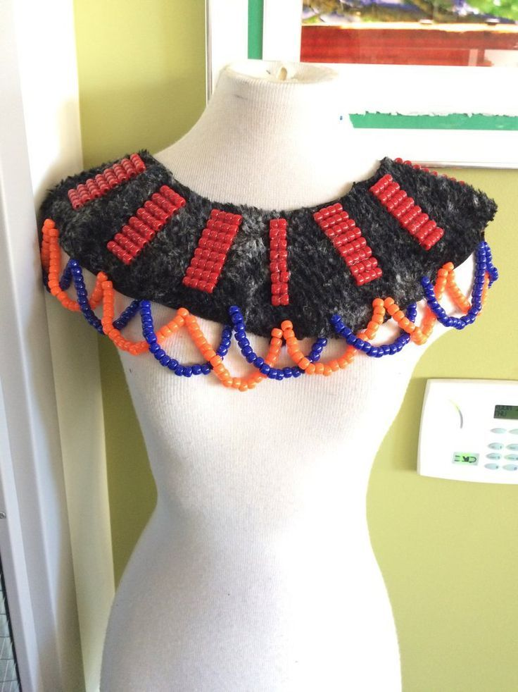 Image result for round african collar for lion king