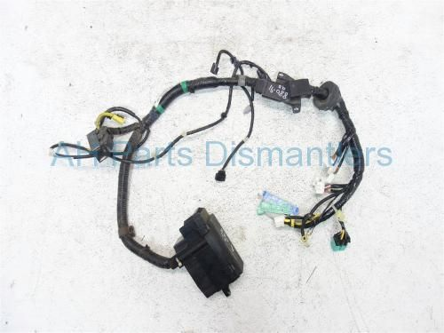 Used 2011 Honda Odyssey LEFT CABIN WIRE HARNESS  32120-TK8-A10 32120TK8A10. Purchase from https://ahparts.com/buy-used/2011-Honda-Odyssey-LEFT-CABIN-WIRE-HARNESS-32120-TK8-A10-32120TK8A10/115607-1?utm_source=pinterest