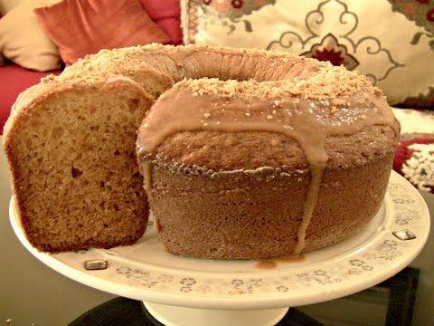الكيكة الرائعة لذيذة جدا خفيفة وناجحة مع طريقة تحضير الكراميل للتزيين…