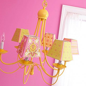 172 best Lampshades images on Pinterest   Lampshades, Birches and ...