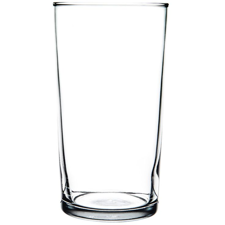 Libbey 53 Straight Sided 10 oz. Collins / Mojito Glass - 72 / Case