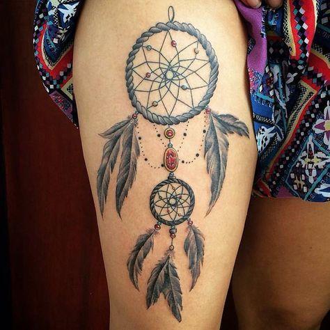 """""""Filtro dos Sonhos para a cliente Dayane que confiou sua primeira tatuagem a nossa tatuadora Samantha Sam (@samanthatattoo) ✨☺️ para informações (11)…"""""""