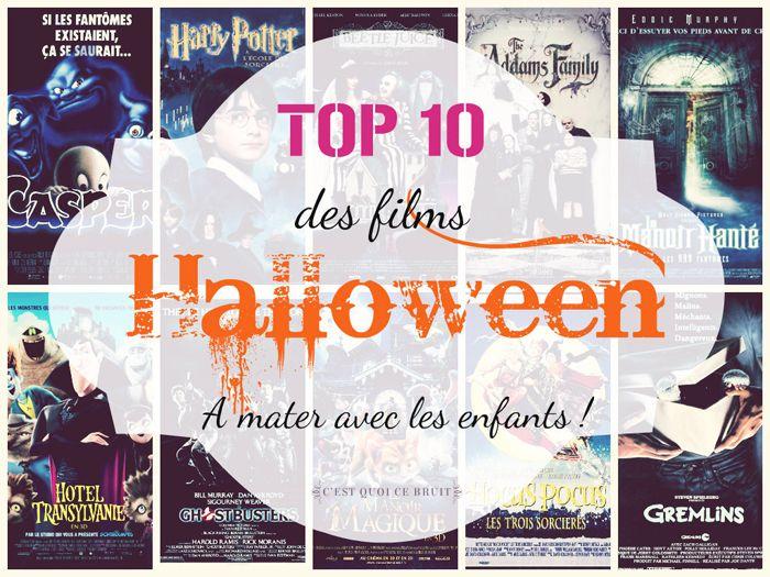 Film Pour Halloween En Famille