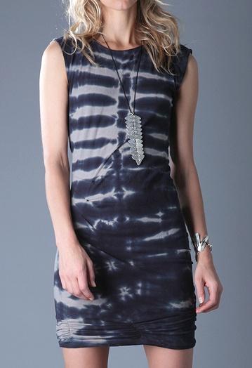 Pictures of Shibori Funny Dress | Daryl K