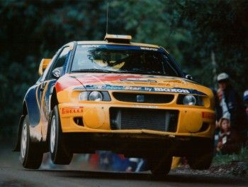 Seat Córdoba WRC '1998–99