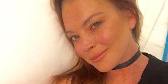 Lindsay Lohan blames past interest in women on the LA lifestyle