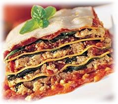 Lasaña (o Lasagna) de verduras sin pasta on Cocina Sana