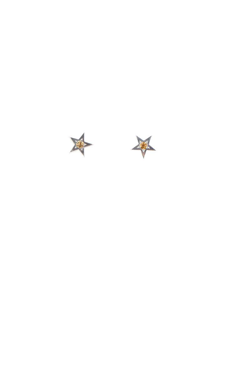 MINI STAR EARRING
