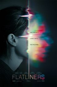 Watch Flatliners Full Movies Online Free HD   http://movie.watch21.net/movie/400710/flatliners.html  Genre : Science Fiction, Drama, Horror Stars : Ellen Page, Diego Luna, Nina Dobrev, James Norton, Kiersey Clemons, Kiefer Sutherland Runtime : 0 min.  Production :   Movie Synopsis: Medical students experiment on 'near death' experiences that involve past tragedies until the dark consequences begin to jeopardize their lives.