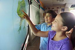 Les avantages pédagogiques de l'écran interactif